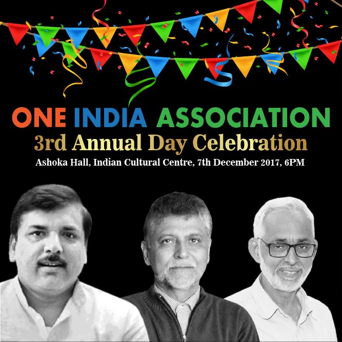 3rd Annual Day Celebrations 2017 @ Ashoka Hall, Indian Cultural Center | Doha | Doha | Qatar